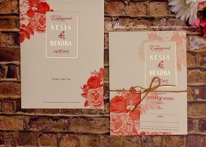 Nesia & Hendra – Engagement