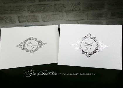 Joseph & Terri – thankyou card