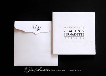 Simon & Bernadette