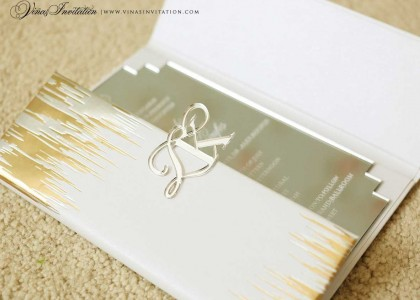 L&K – wedding invitation details