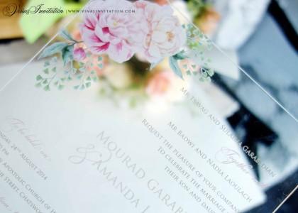 Mourad & Amanda – Details