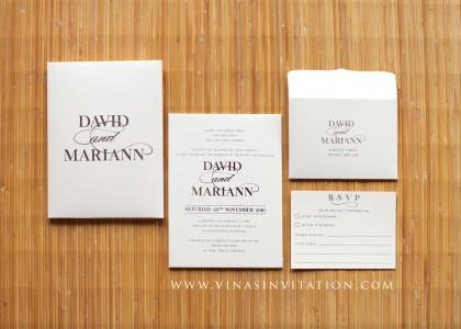 David & Mariann