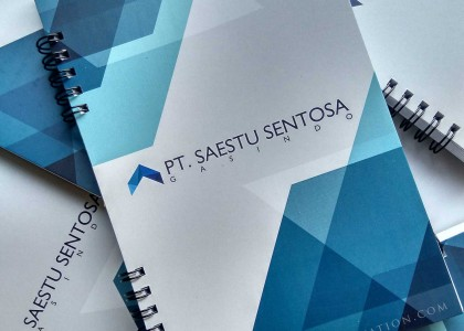 PT. SAESTU SENTOSA GASINDO – Notes Book