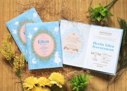 Ellen Birthday Invitation