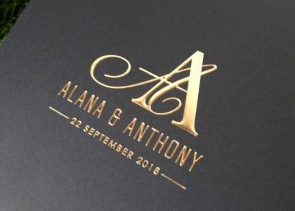 Alana & Anthony