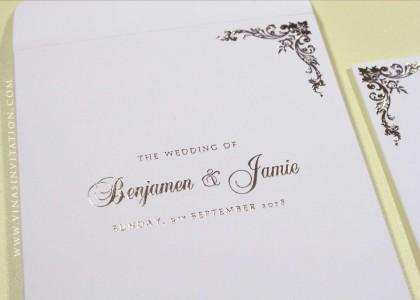 Benjamin & Jamie