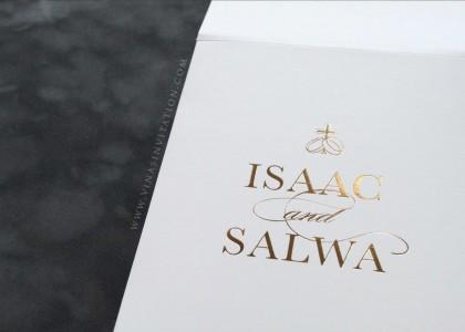 Isaac & Salwa