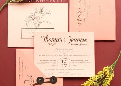 Thomas & Jeanise