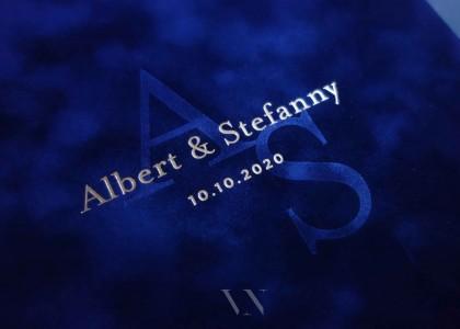 Albert & Stephanie